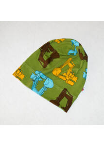 Sapka - Zöld Munkagép
