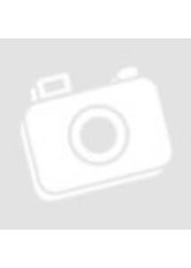 Lila és piros színű, nyuszi mintás gyerek leggings a Féltucat Gyerekruha Webáruház kínálatában