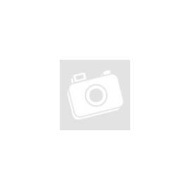 Dupla pamut anyagból készül, kifordítható baba sapka sárga rókás mintával a Féltucattól.